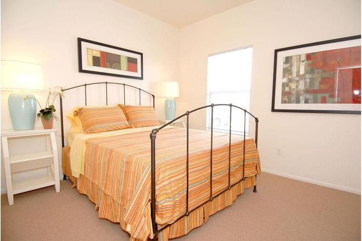 We have comfy bedrooms at Rio Paseo