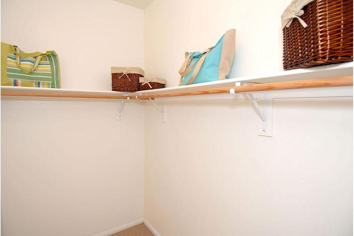 We have large walk-in closets at Rio Paseo