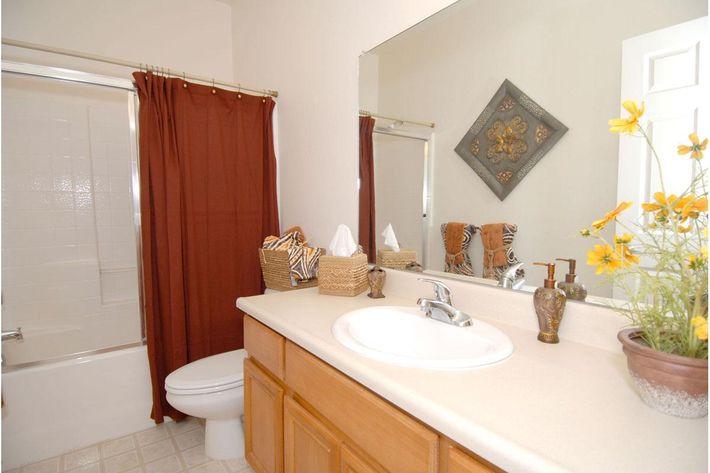 Rio Paseo provides modern bathrooms
