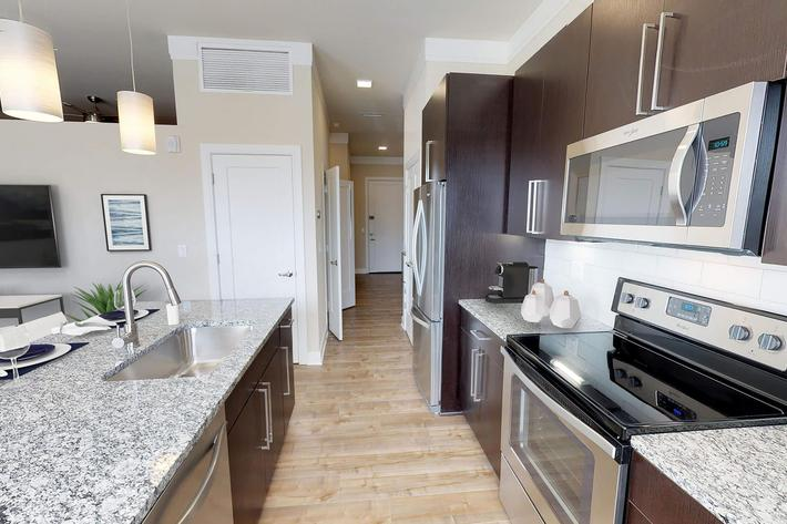 The Trace Apartments - 1 Bed Kitchen 8.jpg