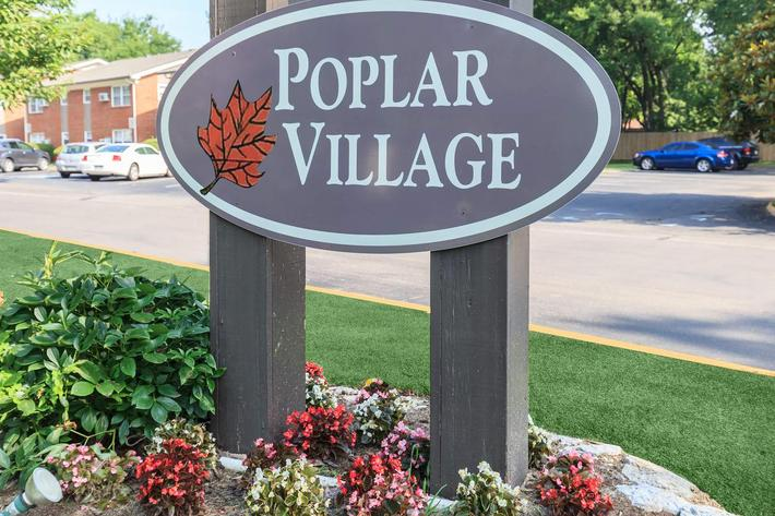 Come Home to Poplar Village in Murfreesboro, Tennessee