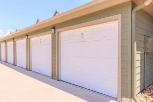 Garage parking available at The Avenue