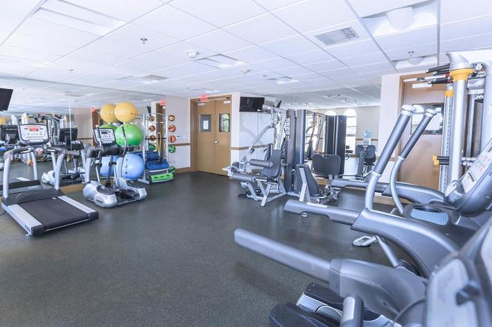 STATE OF THE ART FITNESS CENTER AT BOCA RATON IN LAS VEGAS, NEVADA