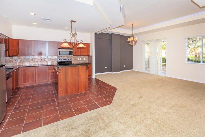 Spacious Floor plan at Boca Raton