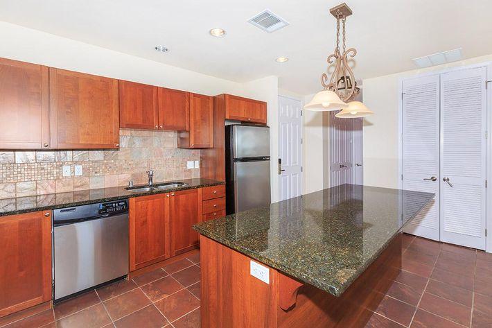 Your kitchen at Boca Raton