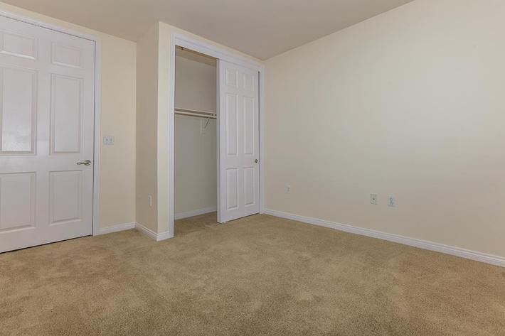 SPACIOUS CLOSET AT BOCA RATON IN LAS VEGAS, NEVADA