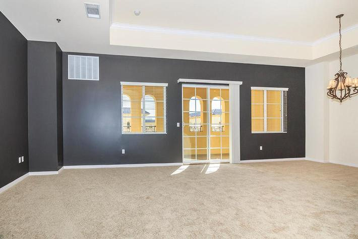 Your new living room at Boca Raton