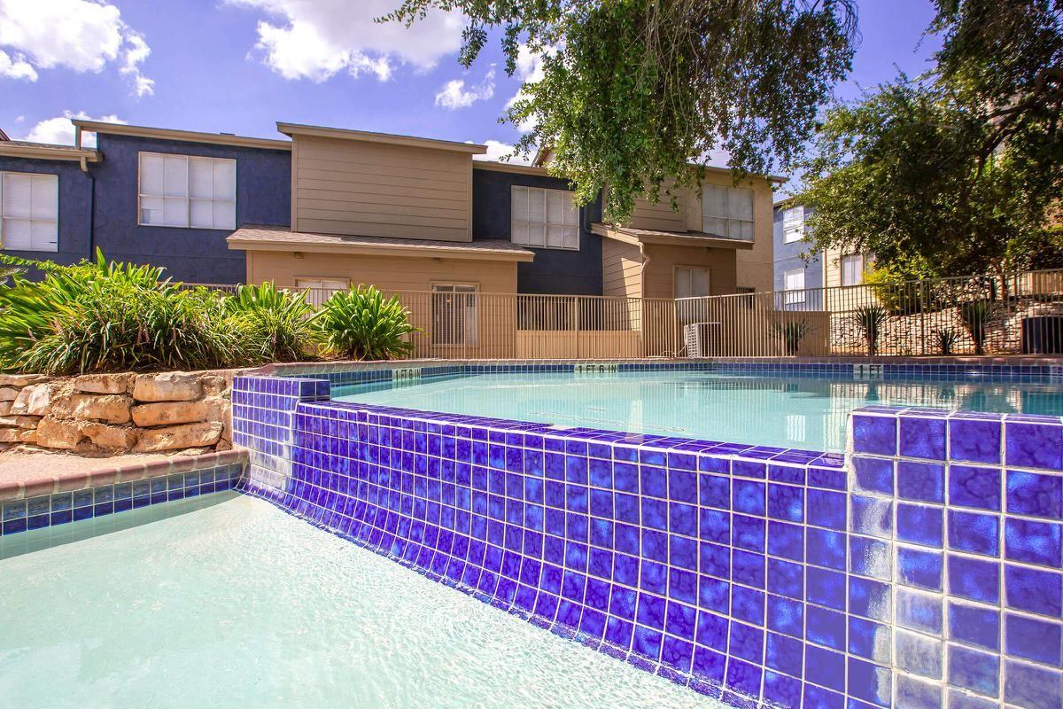 1, 2 & 3 BEDROOM APARTMENTS IN SAN ANTONIO, TX