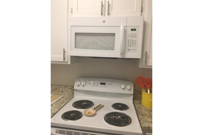 Modern Kitchen Amenities