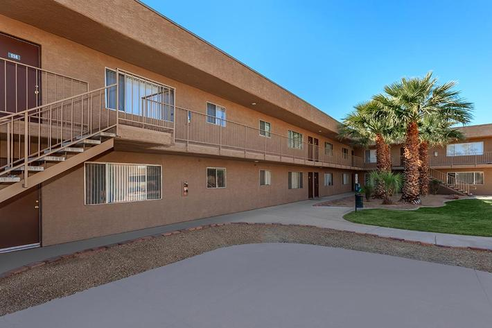 SEE FOR YOURSELF AT BELLA ESTATES APARTMENT HOMES IN LAS VEGAS, NEVADA