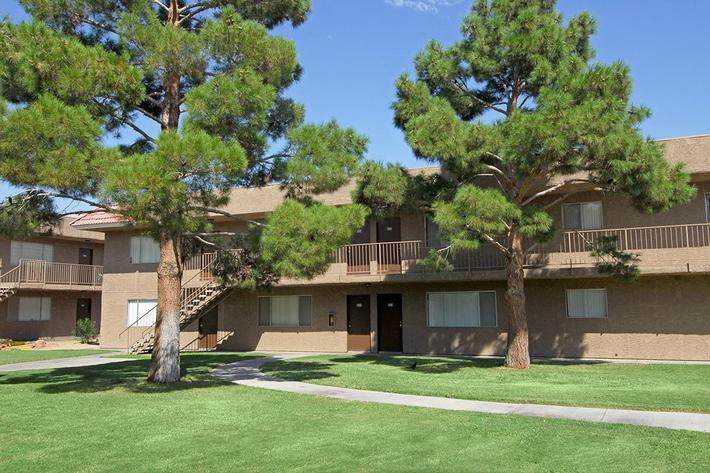 Welcome home to Bella Estates Apartment Homes in Las Vegas, Nevada