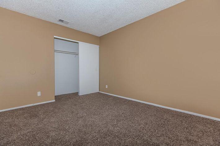 SPACIOUS BEDROOM AT BELLA ESTATES APARTMENT HOMES IN LAS VEGAS, NEVADA
