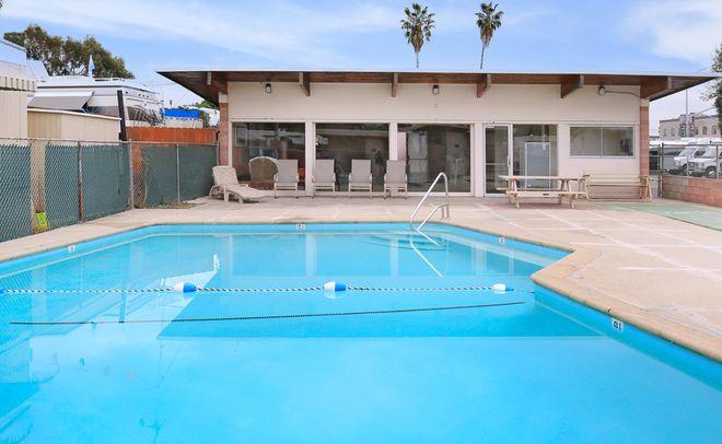 Morena Village RV Park - RV Spaces in San Diego, CA